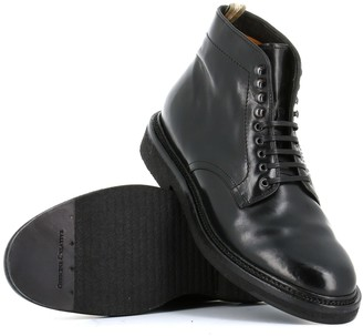 Officine Creative Lace-up Boots Stanford/203