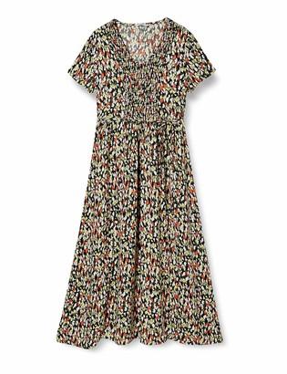 Only Women's Onlethel S/s Midi Dress WVN