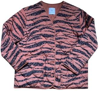 Anine Bing Orange Jacket for Women