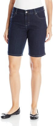 Lee Women's Missy Relaxed-Fit Bermuda Short