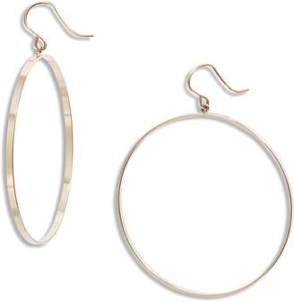 Nashelle Muse Hoop Earrings