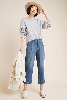 Pilcro And The Letterpress Pilcro Ultra High-Rise Relaxed Jeans