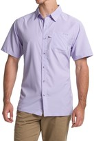 Columbia PFG Slack Tide Camp Shirt - Omni-Wick®, UPF 50, Short Sleeve (For Men)