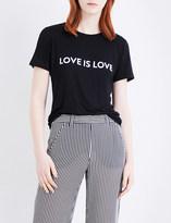 Prabal Gurung Love Is Love jersey T-shirt