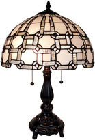 AMORA Amora Lighting AM109TL14 Tiffany Style Table Lamps20 Inches High