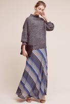 Tylho Kacie Striped Maxi Skirt