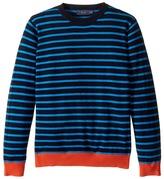 Toobydoo Colin Crew Neck Sweater (Toddler/Little Kids/Big Kids)
