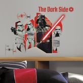 Star Wars Star WarsTM Classic Darth Vader and Stormtroopers Peel and Stick Giant Wall Decals