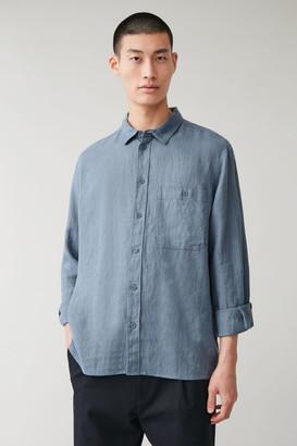 Cos Linen Overshirt