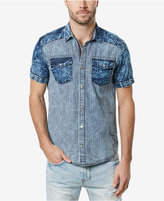 Buffalo David Bitton Men's Saturinez Cotton Shirt