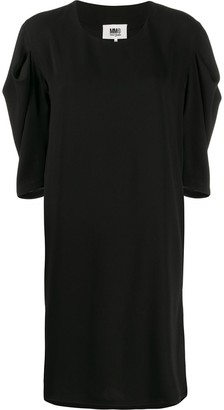 MM6 MAISON MARGIELA Fold Pleat Sleeve Dress