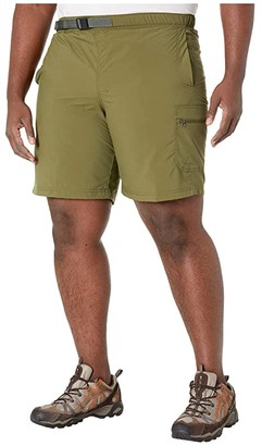 Columbia Big and Tall Palmerston Peaktm Shorts (New Olive) Men's Shorts