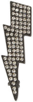 INC International Concepts Hematite-Tone Metallic Pavé Lightning Bolt Pin, Only at Macy's