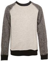 Dex Raglan Crew Sweater