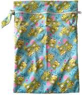 "Panda Superstore Frog Wet Bags Waterproof Diaper Bag Multi-function Nappy Bag -14""*11"""