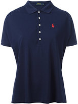 Polo Ralph Lauren relaxed fit polo shirt - women - Cotton/Lyocell - S