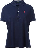Polo Ralph Lauren relaxed fit polo shirt - women - Cotton/Lyocell - XS