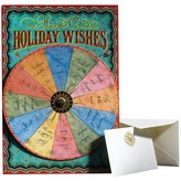Wonderful Card of Holiday Wishes