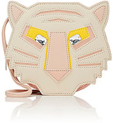 Stella McCartney Tiger Crossbody Bag-PINK