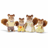 International Playthings Calico Critters Hazelnut Chipmunk Family