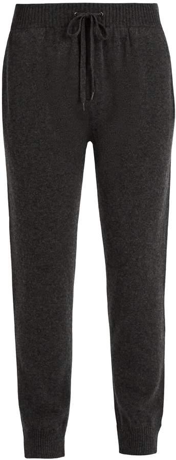 Derek Rose Finley drawstring-waist cashmere trousers