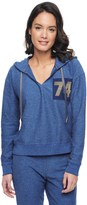 Juicy Couture Indigo French Terry Pullover