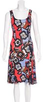 Diane von Furstenberg Silk Uma Dress