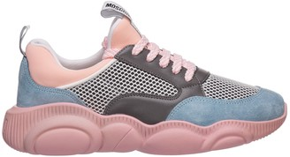 Moschino Teddy Run Sneakers