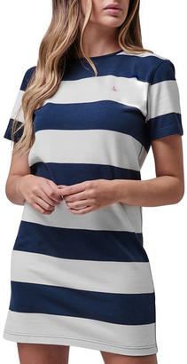 Jack Wills Codery Rugby Stripe Dress