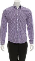 Steven Alan Gingham Button-Up Shirt