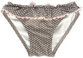 Amaia - polka dot bikini bottom - kids - Polyamide/Spandex/Elastane - 4 yrs