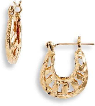 Set & Stones Kingston Hoop Earrings