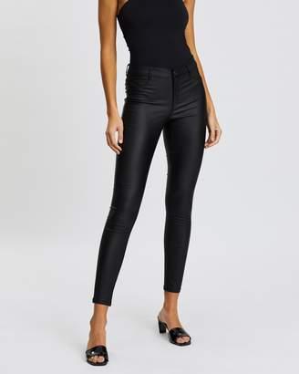 Dorothy Perkins Coated Frankie Skinny Jeans
