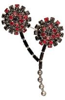 Marni Crystal-embellished brooch
