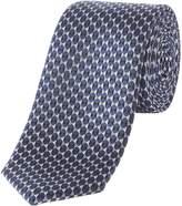 Kenneth Cole Narita Geo Texture Silk Tie