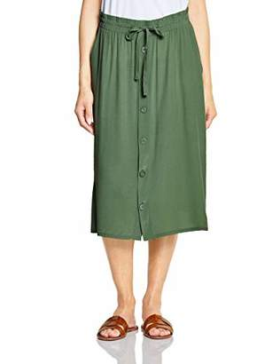 Street One Women's 360413 Skirt, (Salvia Green 11806), (Size: 46)