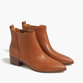 J.Crew Fallon leather boots