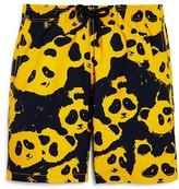 Vilebrequin Boys' Jam Pandi Pandas Swim Trunks - Ages 10-14