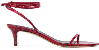 Isabel Marant Aridee strappy sandals