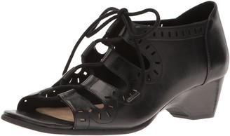 Bella Vita Women's Prescott Wedge Sandal