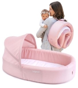 Lulyboo Bassinet To-Go Baby Travel Bed
