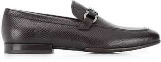 Salvatore Ferragamo Marron loafers