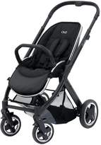 babystyle Oyster 2 Chassis Pushchair without hood - Black Satin