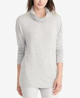 Lauren Ralph Lauren Petite Jersey Cowl Neck Sweater