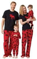 Hatley Women's Moose On Jersey Pyjama Bottoms