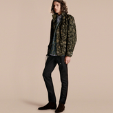 Burberry The Floral Field Jacket