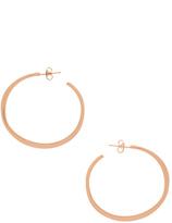 Gorjana Arc Hoop Large Earrings