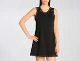 Karla Colletto Reina Round Neck Dress