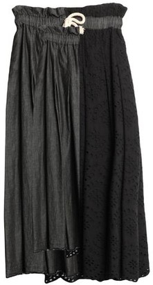 Collection Privée? 3/4 length skirt