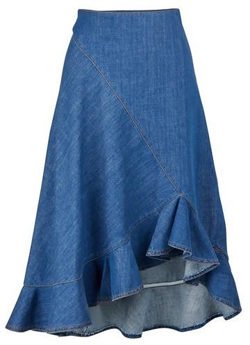 Kenzo Asymmetric skirt